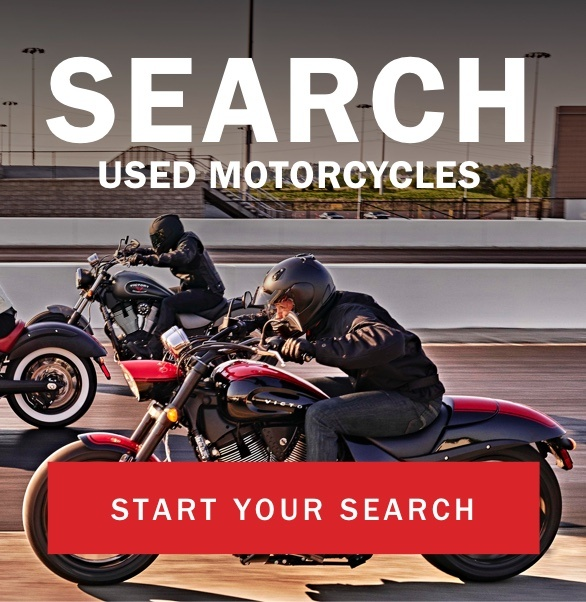 Search used motorcycles - Start your search