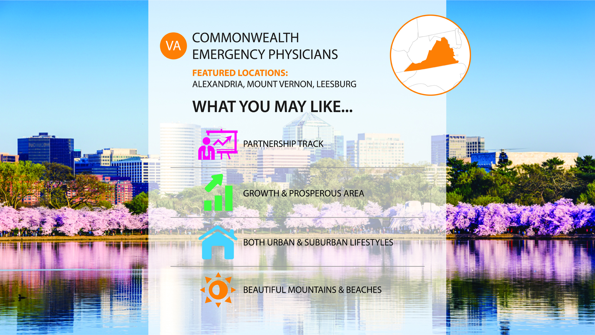 Commonwealth Emergency Physicians job in virginia