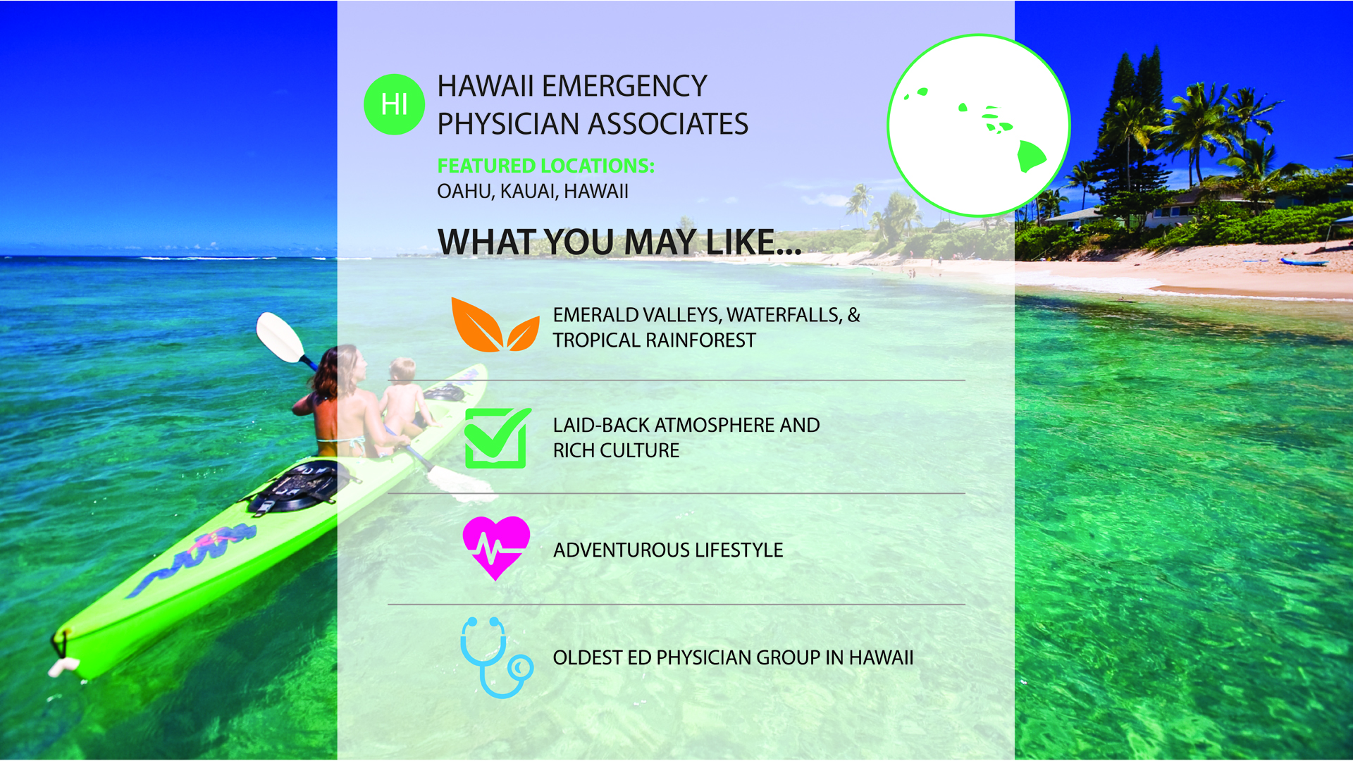 Hawaii Emergency Physicians Associated job in hawaii