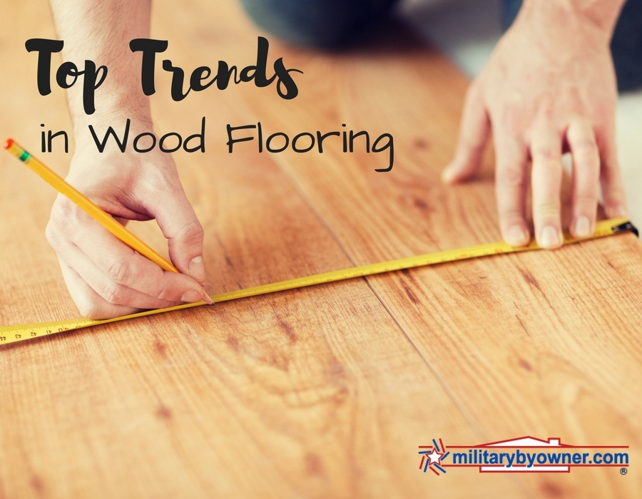 Top trends in wood flooring for Trends in wood flooring