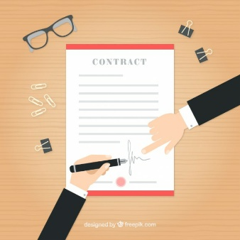 Embrace Standards, Don't Use Form Contracts