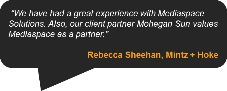 Testimonial from Rebecca Sheehan, Mintz + Hoke
