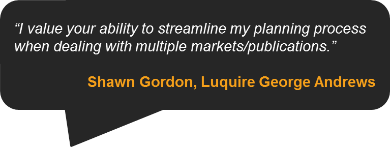 Testimonial from Shawn Gordon, Luquire George Andrews