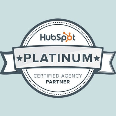 What it means to be a Platinum Level HubSpot Agency Partner