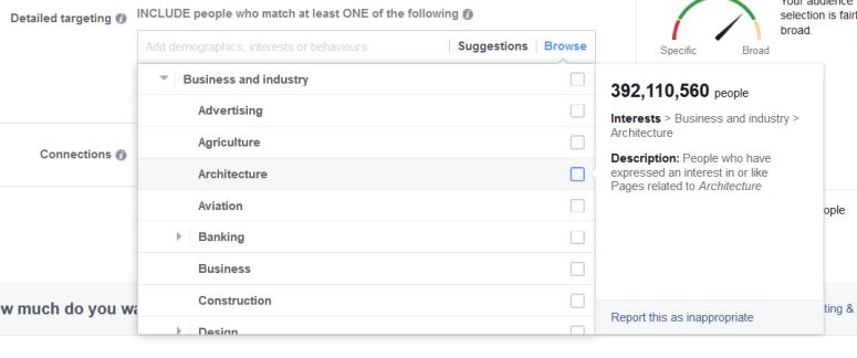 Facebook Ads B2B Targeting