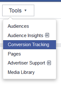 Facebook Conversion Tracking