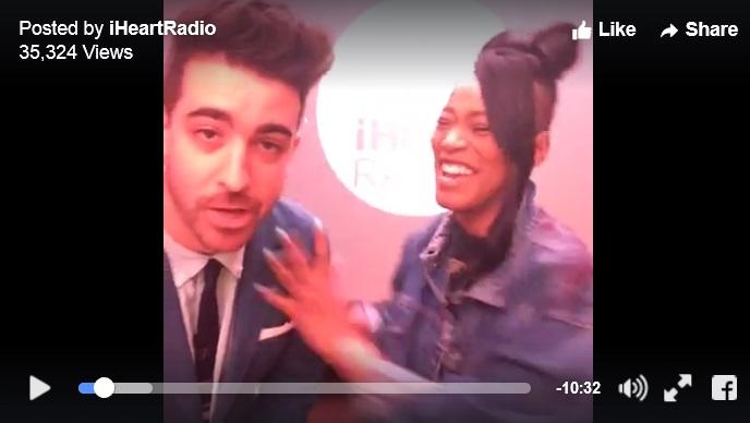 IHeartRadio Facebook Live