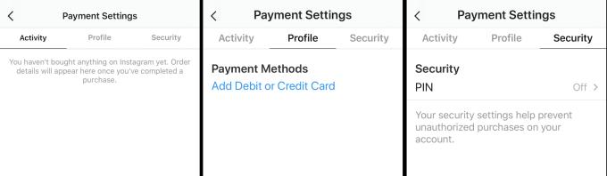 instagram payments 2