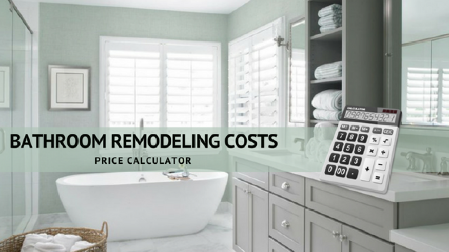 It Cost To Remodel A Bathroom, Estimated Cost To Remodel Bathroom