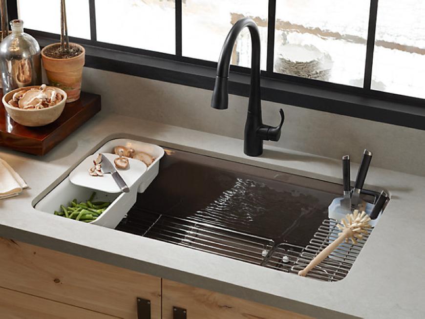 Kitchen Remodel Ideas Popular Kitchen Sink Styles