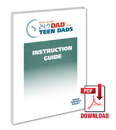 [New eBook] How to Use the 24/7 Dad®Program with Teens