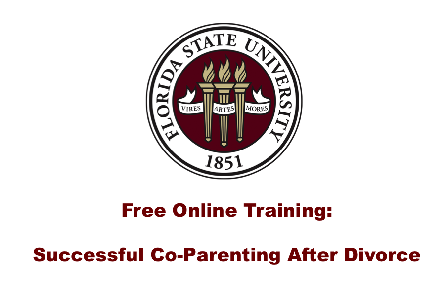 Free Online Training: Co-Parenting After Divorce