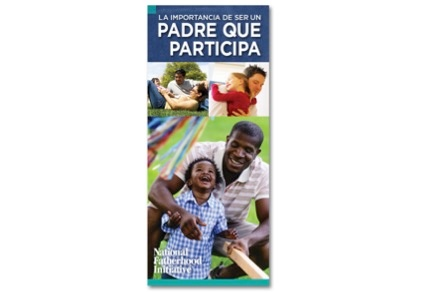 New Spanish Resource > The Importance of an Involved Father (Brochure)