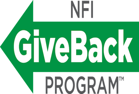 Introducing NFI's GiveBack Program™ > Save Money on Supplies You Need to Serve Clients