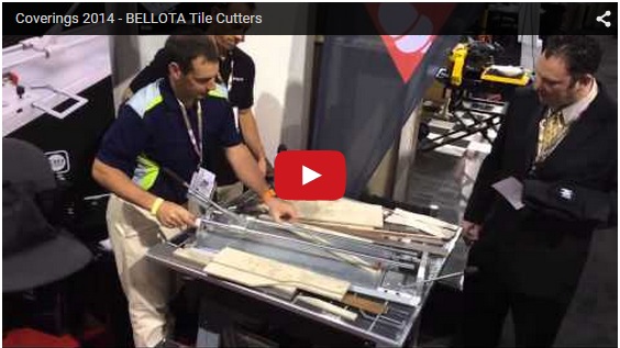 Bellota Tile Cutters on Corona Tools