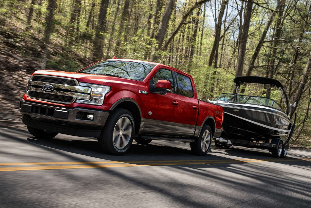 F-150 Trim Levels | Trailer Sway Control