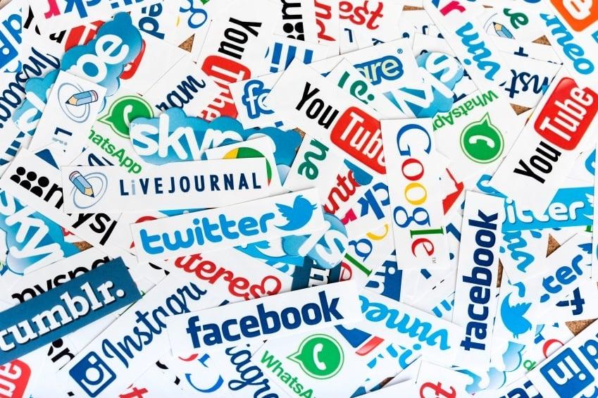 Resultado de imagen de que redes sociales son las mejores para insertar publicidad