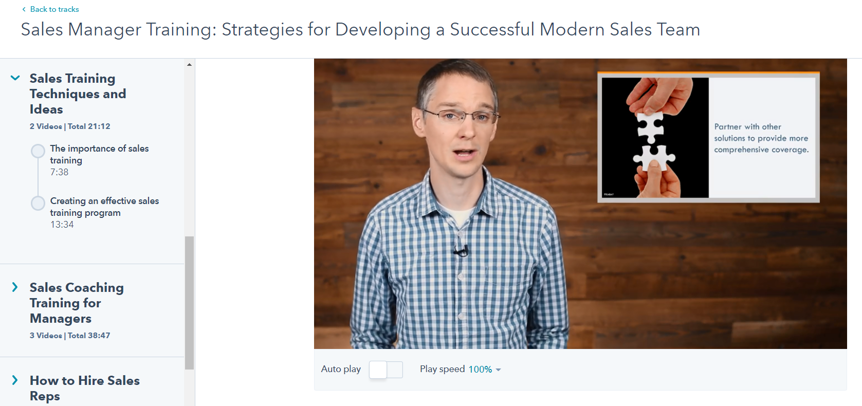 Free Sales Manager Training: Strategies for Developing a Successful Modern Sales Team