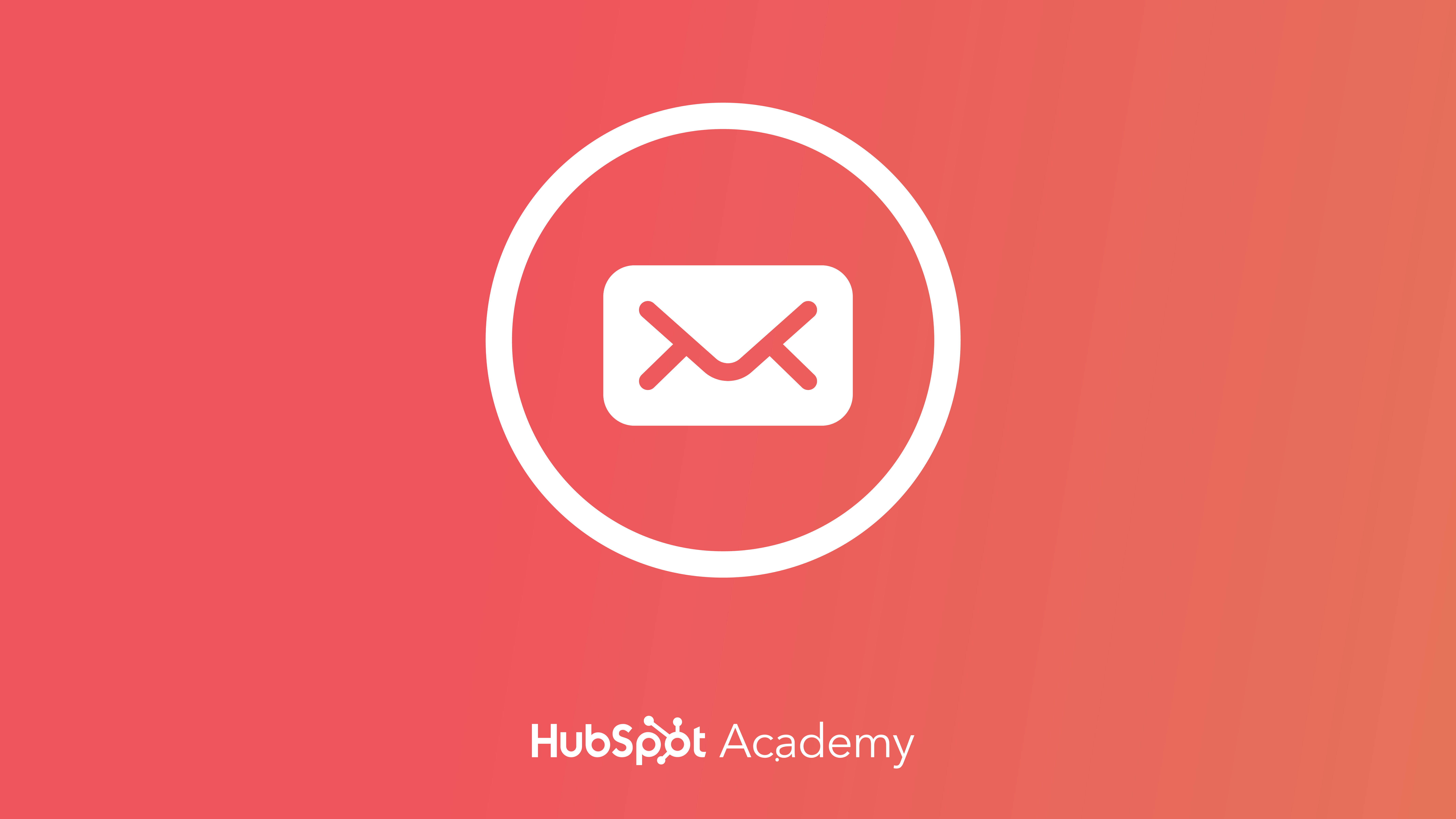 Email Marketing Certification course by HubSpot Academy