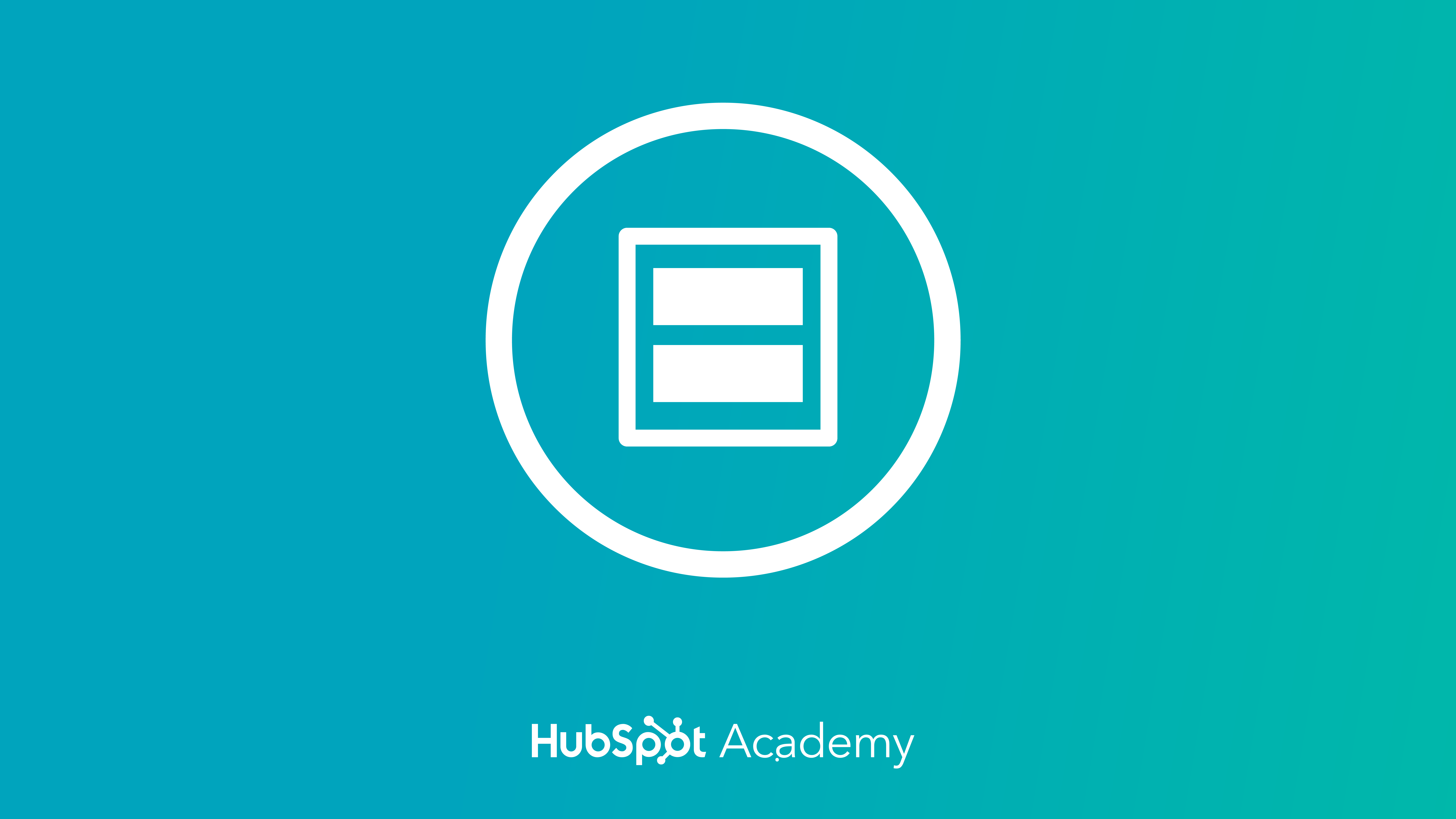 HubSpot Design Certification course by HubSpot Academy