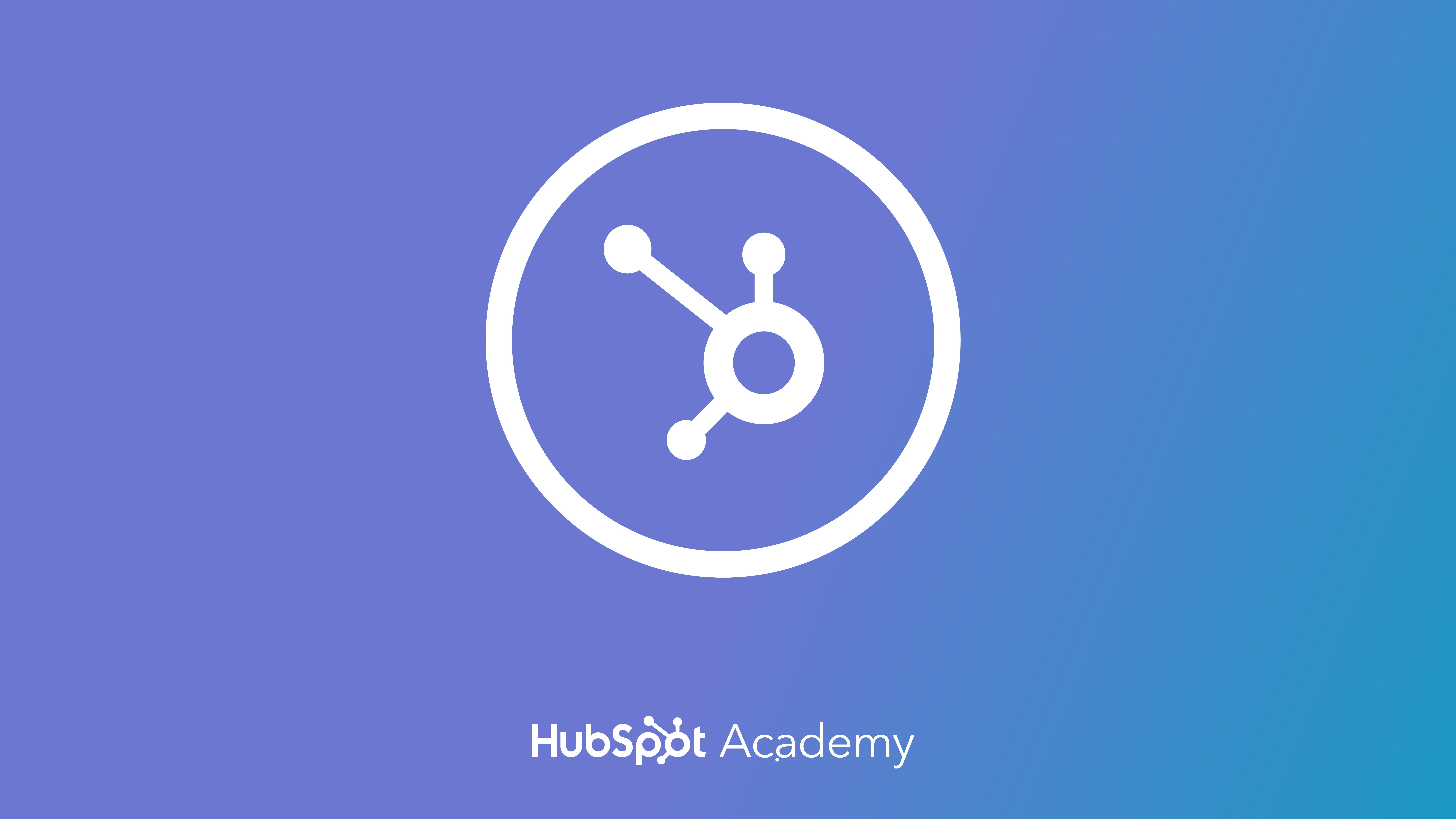 HubSpot Sales Software Certification course by HubSpot Academy