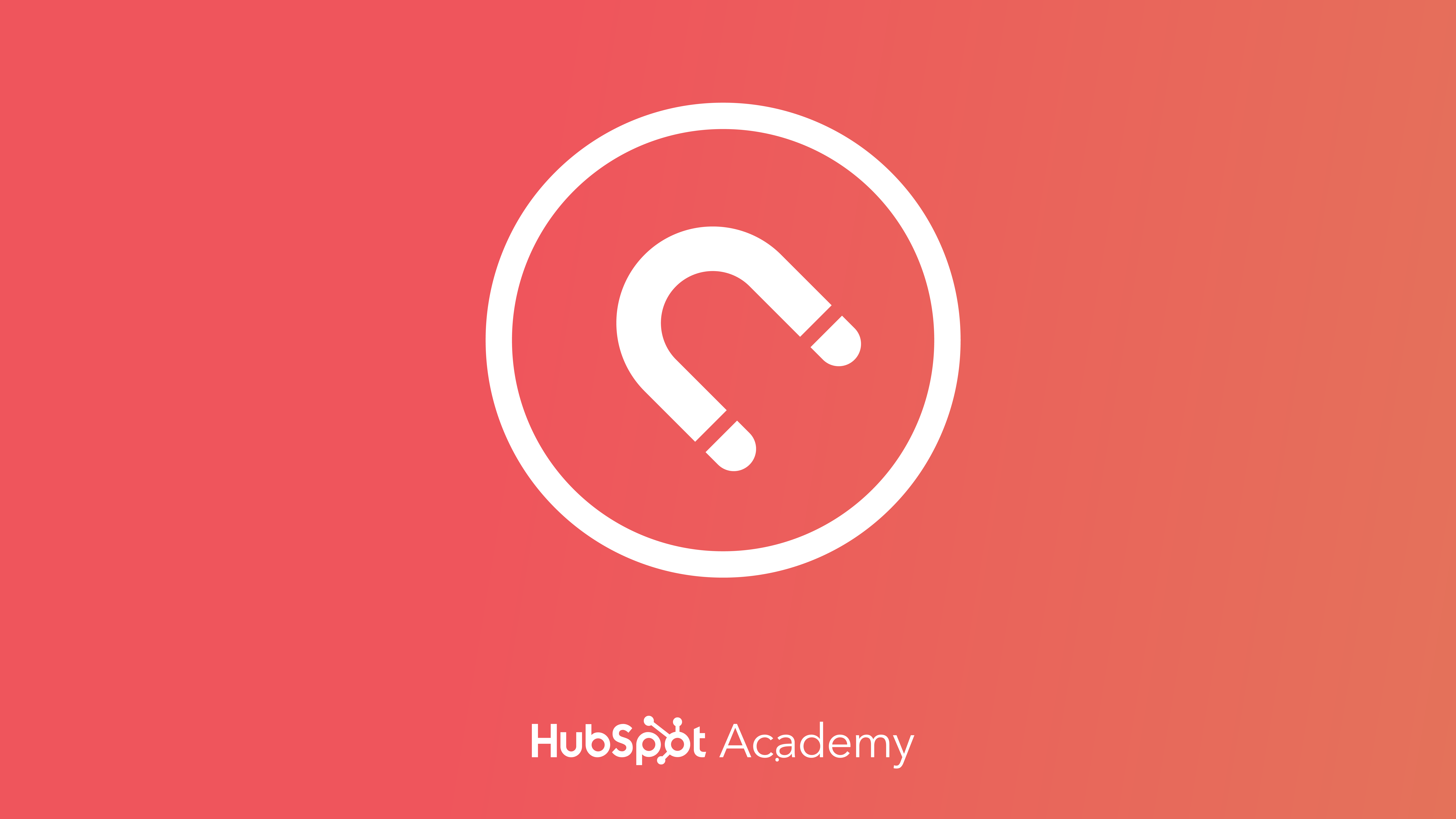 Inbound Marketing Certification course by HubSpot Academy