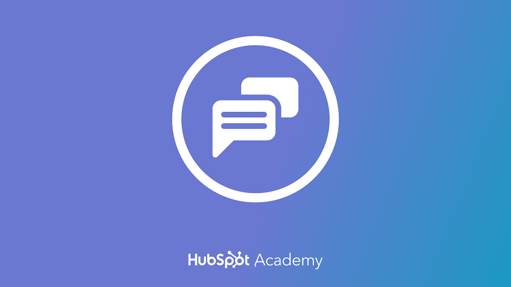 Inbound Sales Certification course by HubSpot Academy