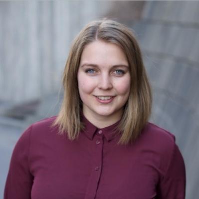 Elise Karlsen Bye - Headshot