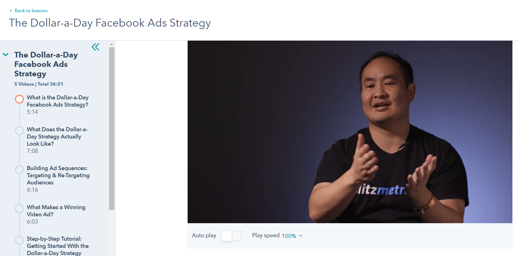 Facebook Ads Training: How to Build Great Ads & Audiences