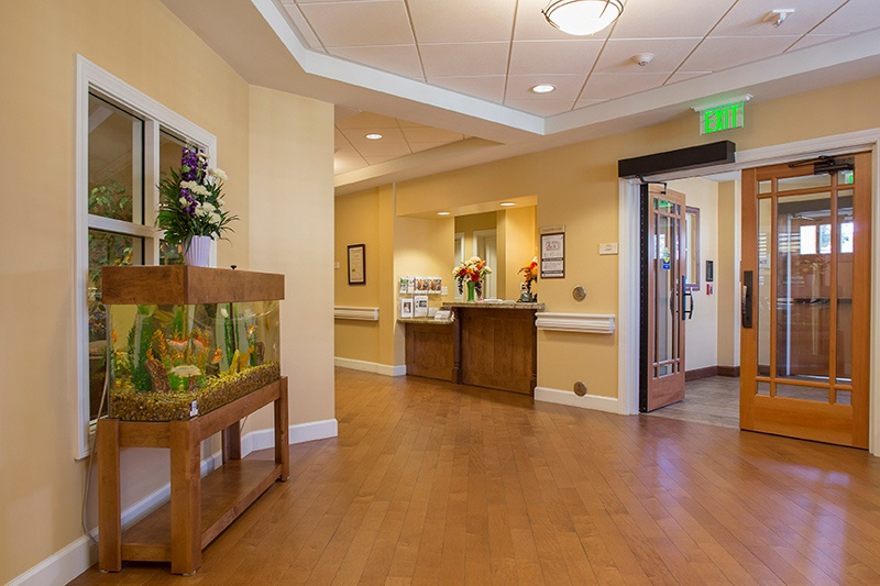 San francisco assisted living facility the terraces at for The terraces senior living