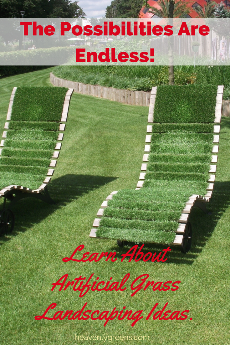 The Possibilities Are Endless Learn About Artificial Grass
