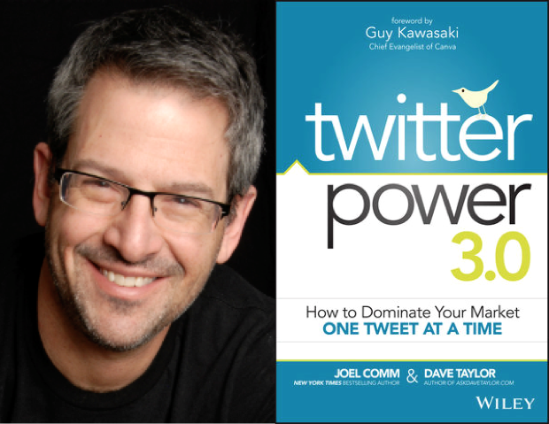 "The Marketing Book Podcast: ""Twitter Power 3.0"" by Joel Comm and Dave Taylor"