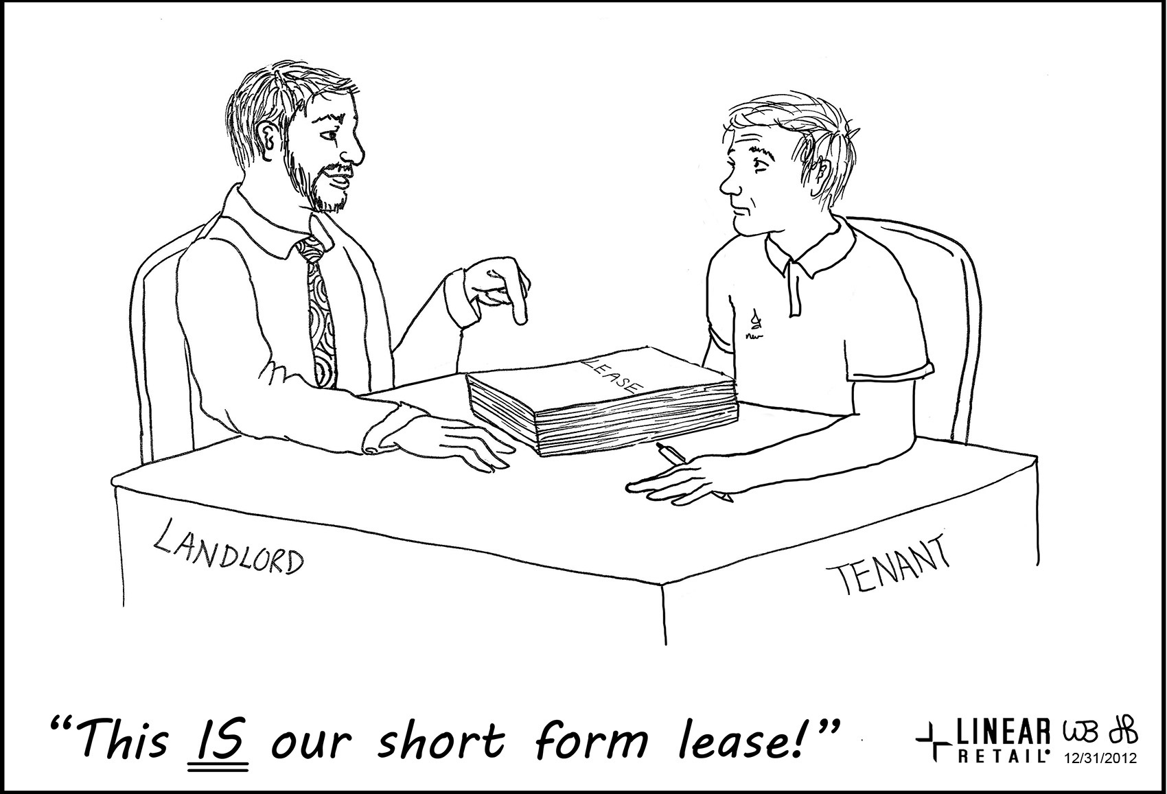 Commercial Real Estate Comic
