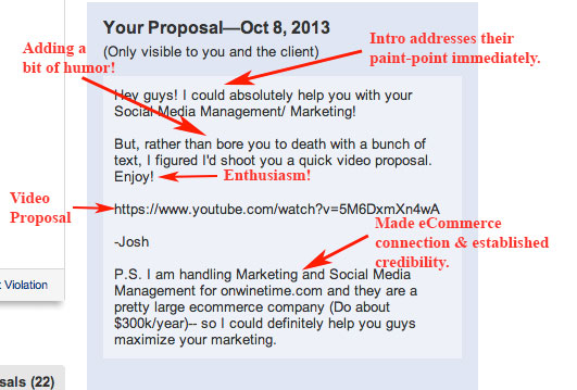 Social Media Management Proposal Template Gallery Template Design