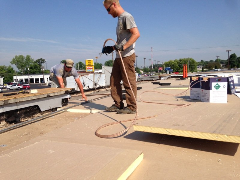 Sellersburg Indiana Flat Roof Repair Dixon Racing Supply