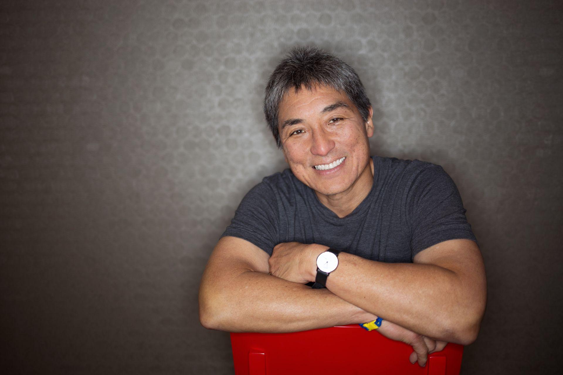 Guy Kawasaki     Pitch Deck Template blog Example Good Resume Template