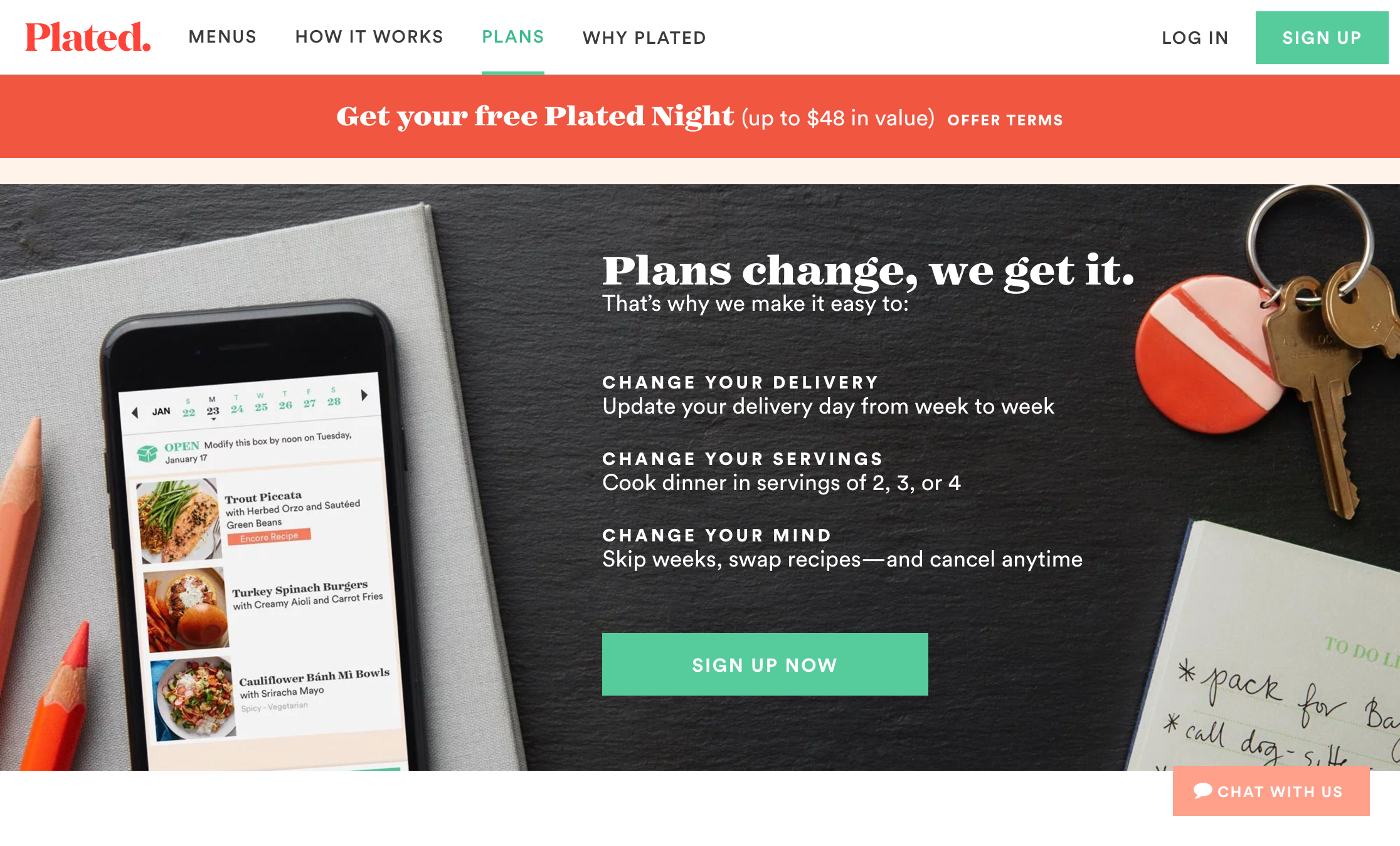 landing-page-example-plated