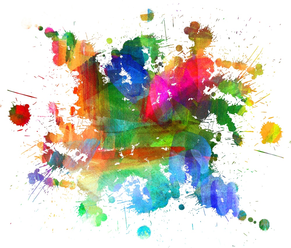 How do color design actually affect inbound conversion - Peinture couleur pastel ...