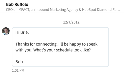 Seek help from mentor. Image screenshot taken from LinkedIn