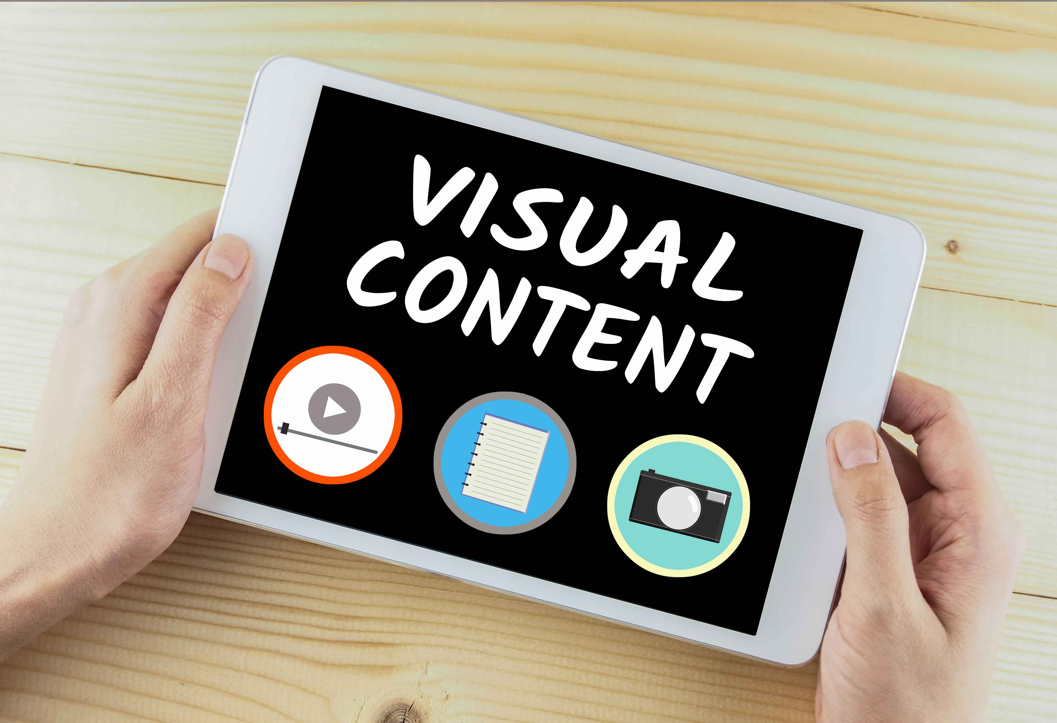 Image result for VISUAL CONTENT
