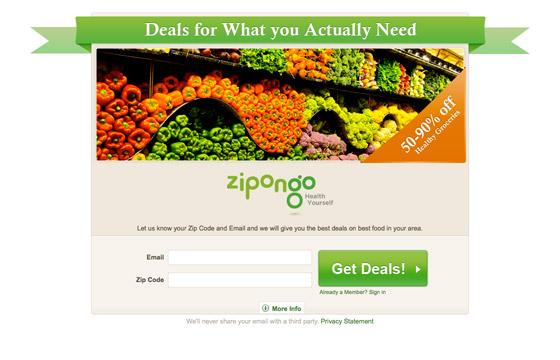 zipongo_landing_page