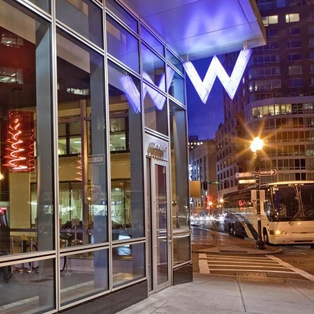 Image of W Boston