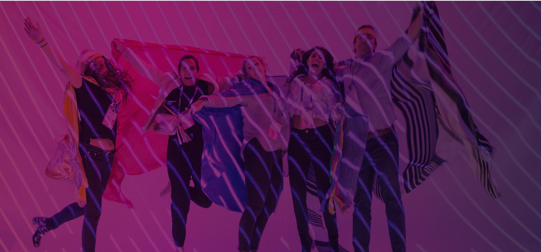 INBOUND 2018 Attendees networking and having fun at INBOUND