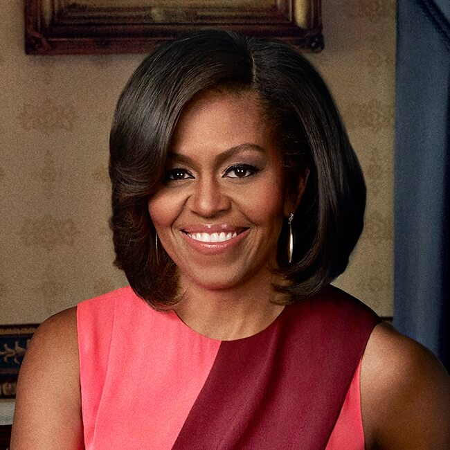 Michelle Obama Former First Lady Of The United States