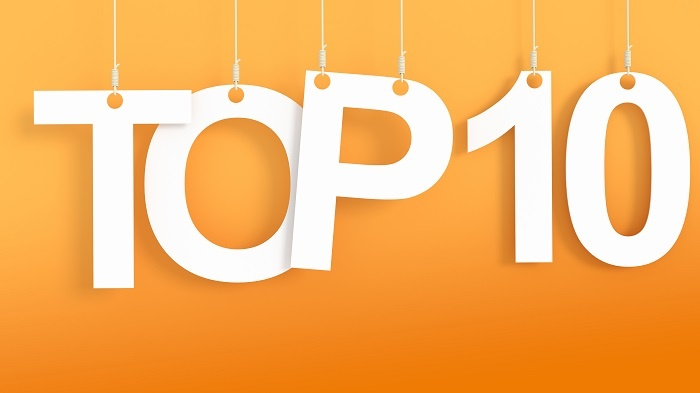 Top Ten Blog Posts of 2018…So Far