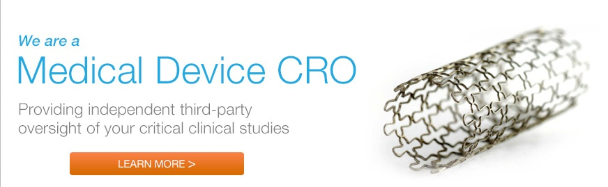 Medical Device CRO