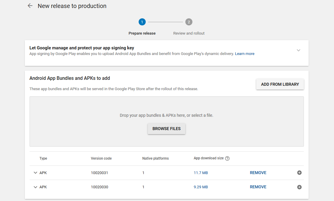 How to comply with the upcoming requirements in Google Play