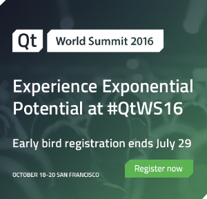 Qt World Summit