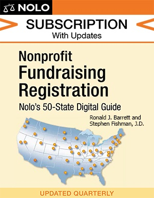 Nonprofit Fundraising Registration - 50 State Guide