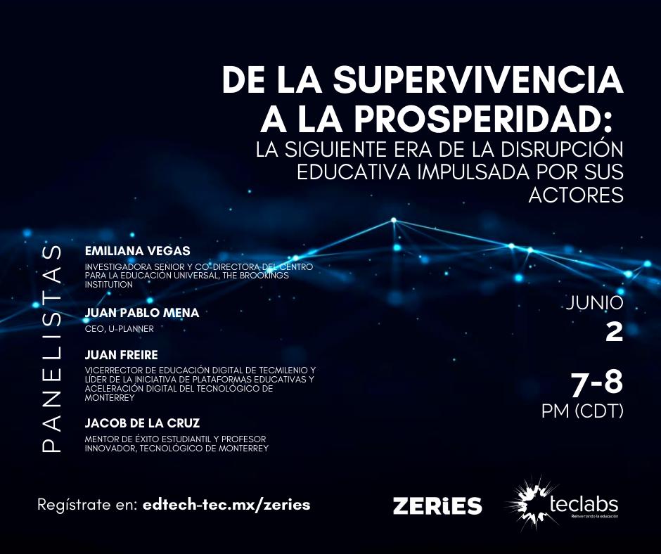 Evento Tecnológico de Monterrey